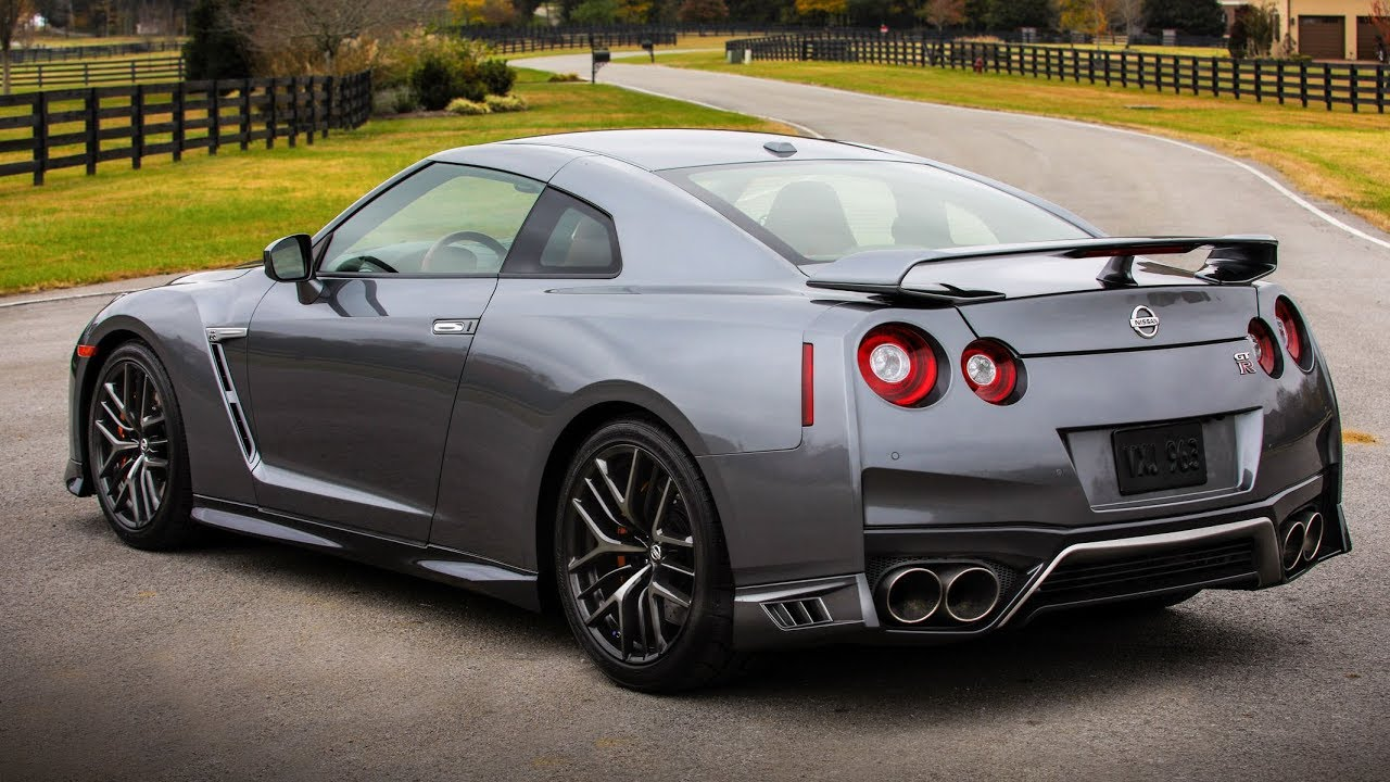 2018 Nissan Gtr 0 60 Mph Is Done In About 3 Seconds