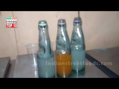 GOLI SODA SHOP   Indian old and Famous Drink