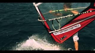 Windsurfing- Planing Heli Tack