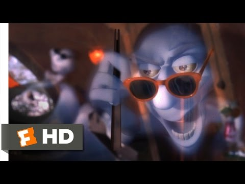 Casper (4/10) Movie CLIP - Breakfast With The Ghosts (1995) HD