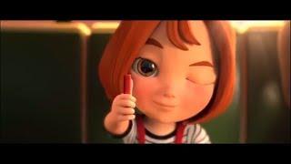 Dear Alice Animated cartoon short film