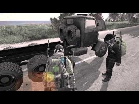 DayZ Human Meat Force Fed