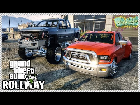 GTA 5 ROLEPLAY - New Car Dealership & Buying Lowered Dodge Ram | Ep. 256 Civ