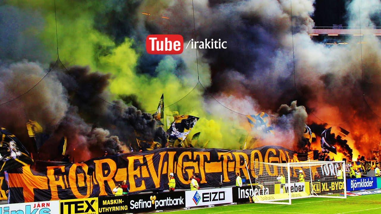 Aik Stockholm Ultras 2015 Youtube