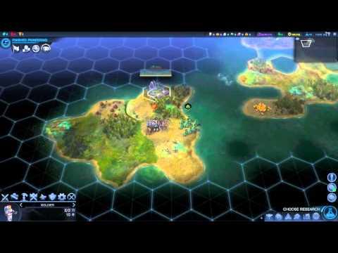 Civilization: Beyond Earth - Недо Alpha Centauri - Часть 1