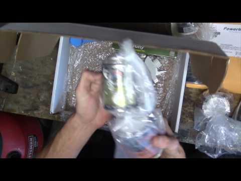 POR-15 Floor Pan and Trunk Restoration Kit