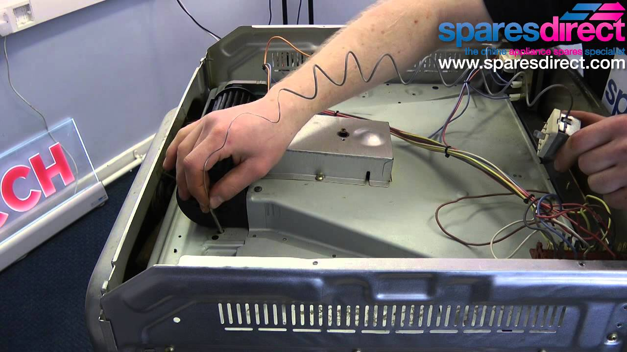 Oven Thermostat Wiring