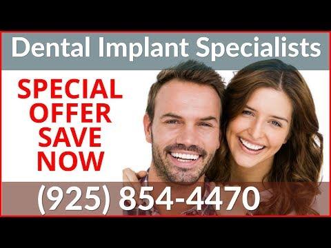 Dental Implant Cost Walnut Creek CA (925) 854-4470 Dentist Special Offers Walnut Creek CA