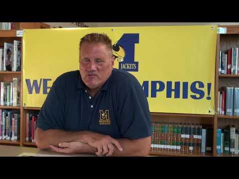 MEMPHIS HIGH SCHOOL ATHLETICS STING REPORT (09-20-2017)