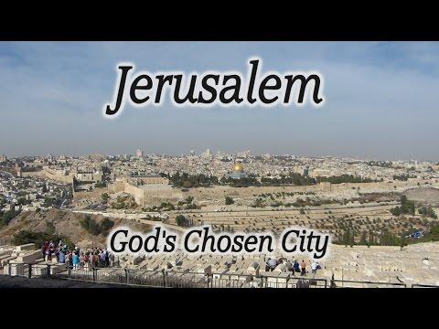 Old City Jerusalem Sites and History