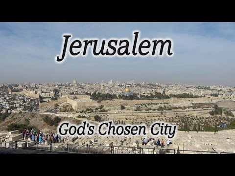 Old City Jerusalem Sites and History