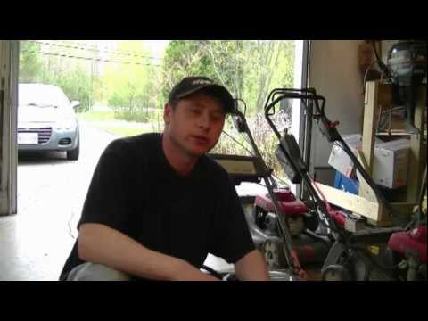 DIY Lawnmower Electric Start Battery Replacement