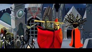 Medusanın Kalesini Ele Geçirdik  Stick War 2 Final