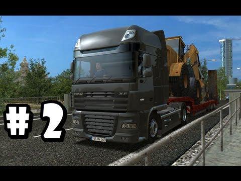 Euro Truck Simulator 2 : Gameplay # 2