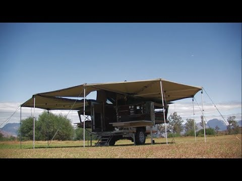 4x4 Camping Trailers