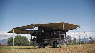 4x4 Camping Trailers | Bhoma Trailer Exterior | Bushwakka 4x4 Trailers
