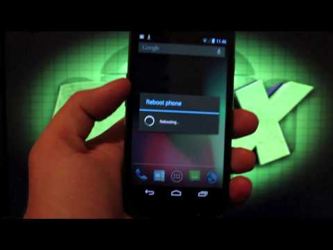 How To Update Verizon Galaxy Nexus To Android 4.2.2 From Any Rom Or Build