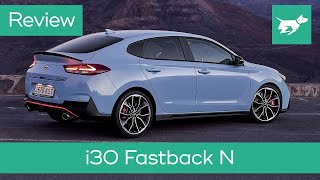 Hyundai i30 Fastback N 2019 review – it's even better!