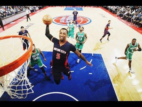 Kentavious Caldwell-Pope (KCP) 2016/2017 Detroit Pistons Highlight Mix