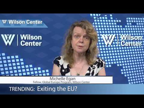 The UK's Brexit Vote: Exiting the EU?