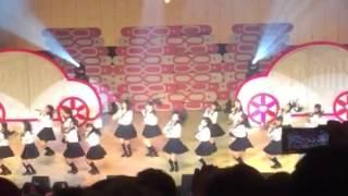 挨拶から始めよう AKB48 チーム8 Team8 岡山コンサート 2015.10.24.