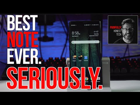 Samsung Galaxy Note 8 Full Review: One Month Later
