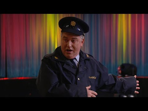 Garda Pat Shortt's version of feminism | The Late Late Show | RTÉ One