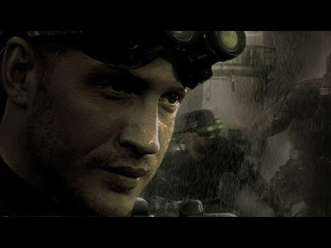Status Of The Splinter Cell Movie With Tom Hardy