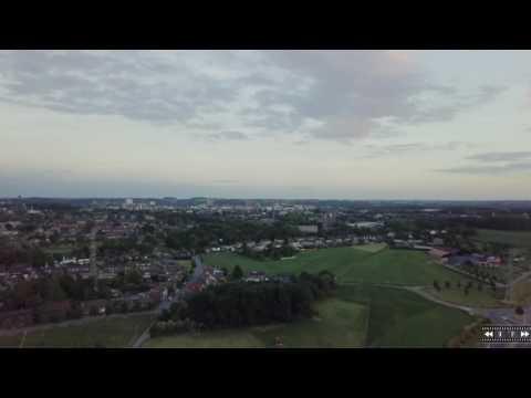 DJI MAVIC PRO NETHERLANDS DRONE 4K ZANDGROEVE