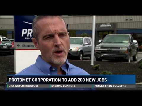 Protomet stays in Oak Ridge, Expands in Loudon County