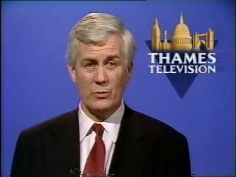 Thames Television - Final Transmission - New Years Eve 1992