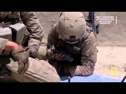National Geographic | U.S Marines in Combat Mission Afghanistan War