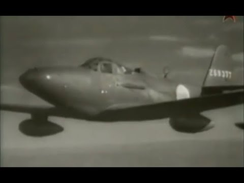 Planes delivered to USSR with 'Lend-Lease' (Short doc/ry) (English  subtitles)