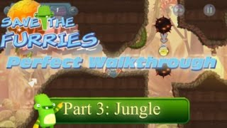 Save the Furries PC/Steam Walkthrough World 3 Jungle (Levels 21-30)