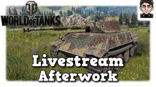 World of Tanks - Livestream Aufzeichnung Afterwork