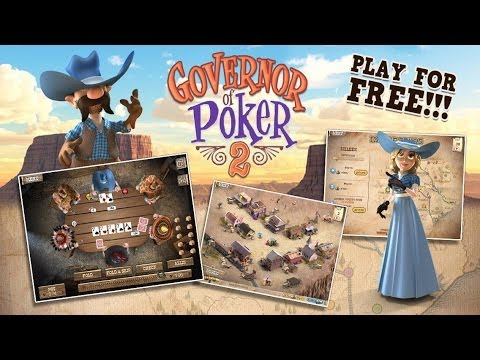 Governor Of Poker 2 игра на Андроид и IOS