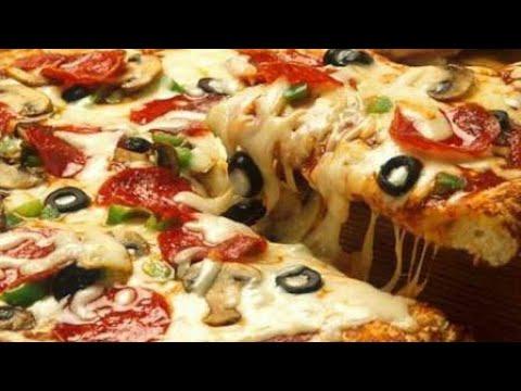 صورة  طريقة عمل البيتزا طريقه عمل البيتزا السريعه جدا والطعم جناااااااان طريقة عمل البيتزا من يوتيوب