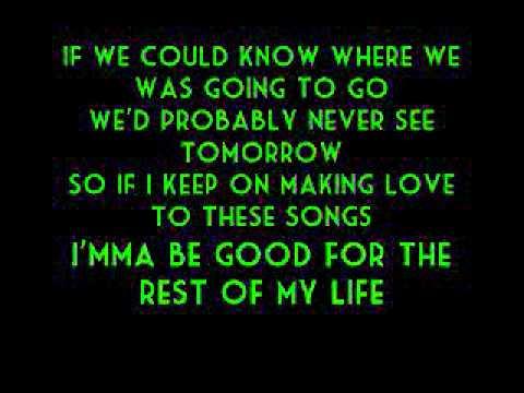 Mac Miller - whateva - lyrics