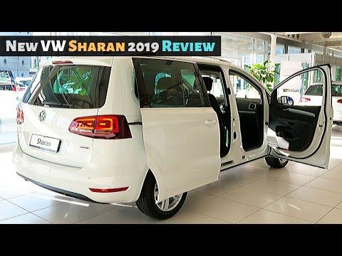 New VW Sharan 2019 Review Interior Exterior