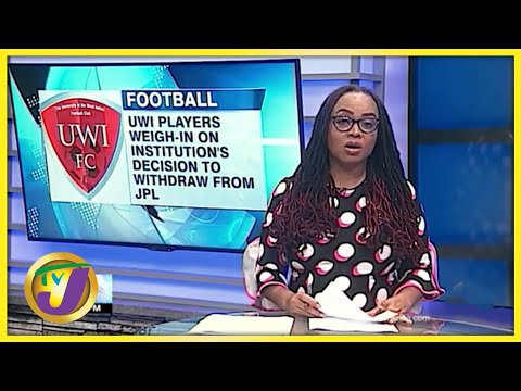 UWI Players Commenting on Institution's Withdrawal from Jamaica Premier League - July 8 2021
