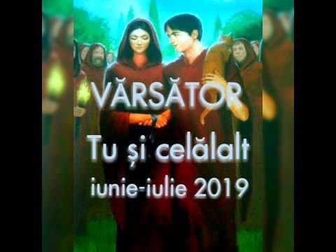 VĂRSĂTOR-iunie-iulie 2019-Iubire stabilă,sigură,înrădăcinată,asumată,cu picioarele pe pământ (?!)