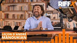Leçon d'André Manoukian - Ep.20 : Le cluster musical