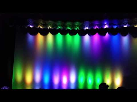 Wichita, KS IMAX Theatre Light Show