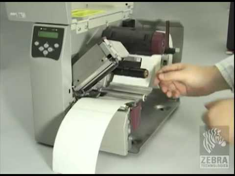 User manual zebra gk420t thermal Label Printer