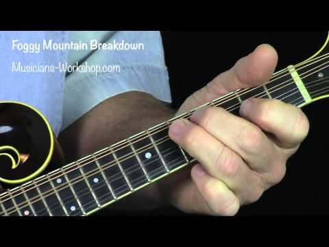 Foggy Mountain Breakdown Mandolin 2-Round Solo with