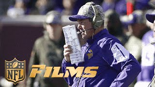 'Sound FX': Mike Zimmer Mic'd Up for Rams vs. Vikings Battle (Week 9) | NFL Films