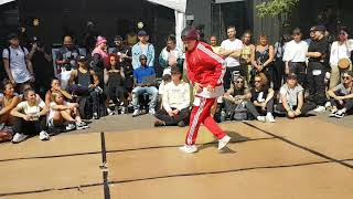 IBE 2018 - Preselection B-Girl Battle 008