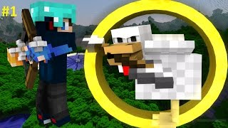 Efsane Boat Kill Minecraft UHC Survival Games Bölüm 1