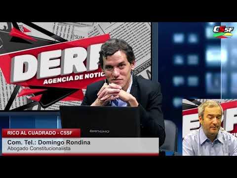 Rondina: Nadie está obligado a llevar DNI en la calle