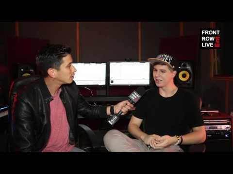 Steve James talks Martin Garrix, New Music, Poo Bear & Lights w/ @RobertHerrera3